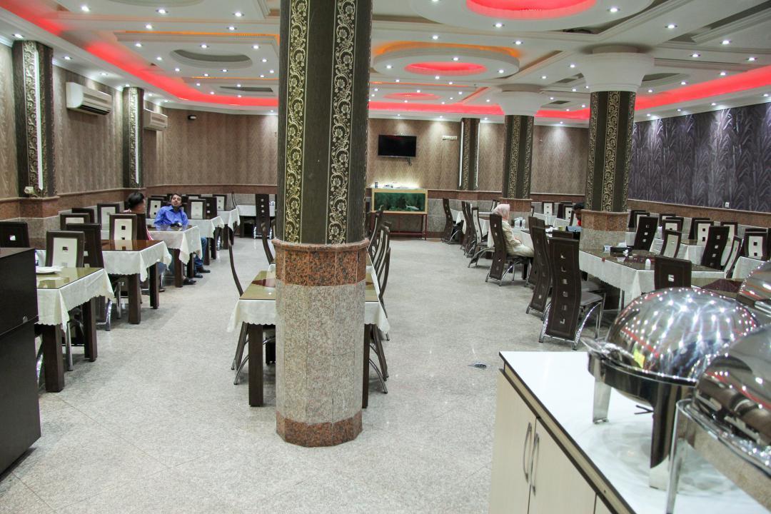 هتل آرمان اتاق چهار تخته سینگل