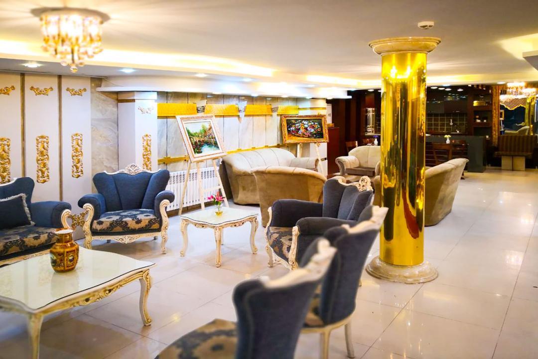 هتل آپارتمان جمالی اتاق یک تخته