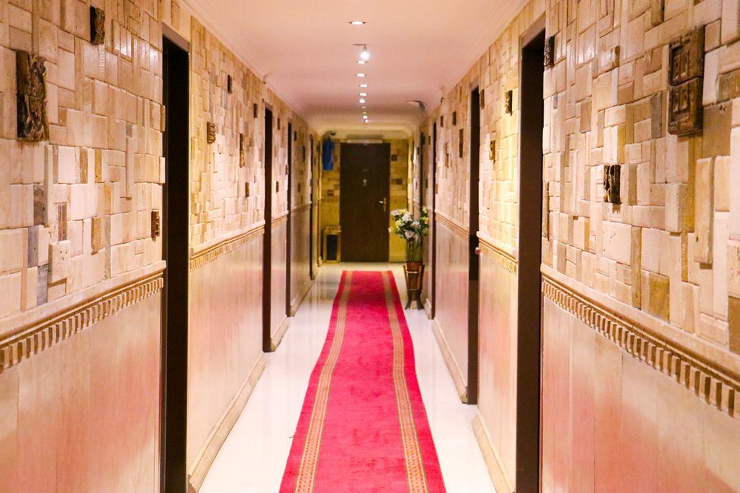 هتل مرکزی