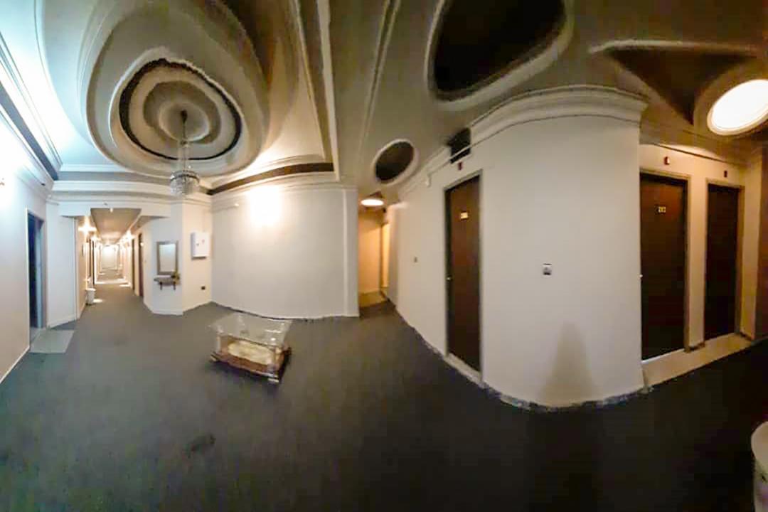 هتل پانیذ اتاق دو تخته سینگل