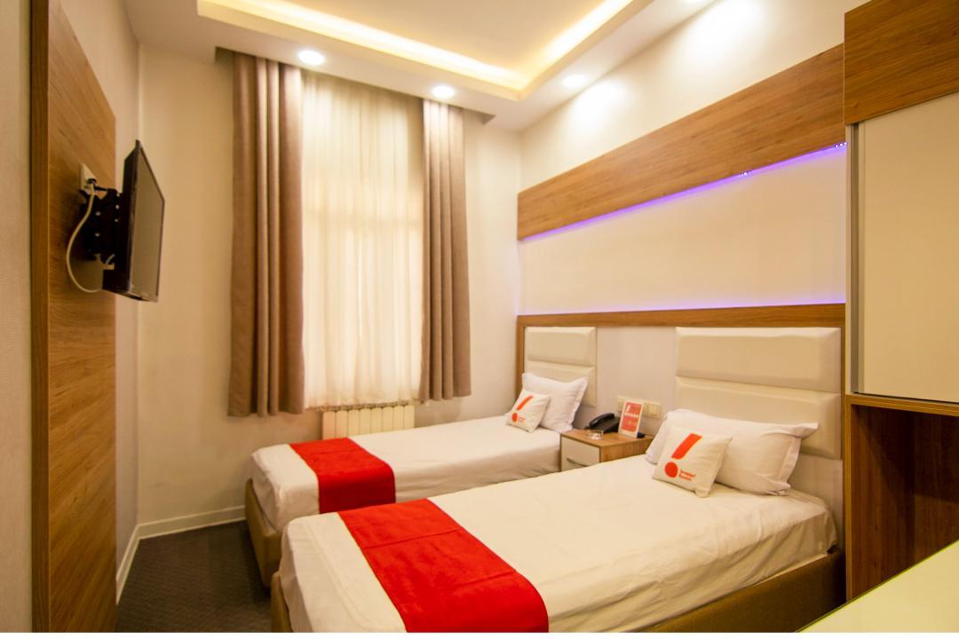 هتل مهر اتاق دو تخته سینگل - بدون سرویس