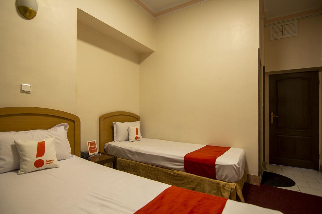 هتل مهر اتاق دو تخته سینگل