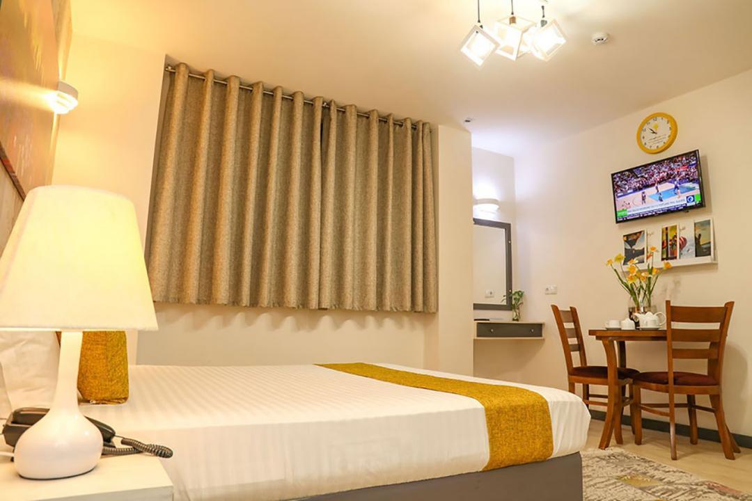 هتل آفتاب اتاق یک تخته