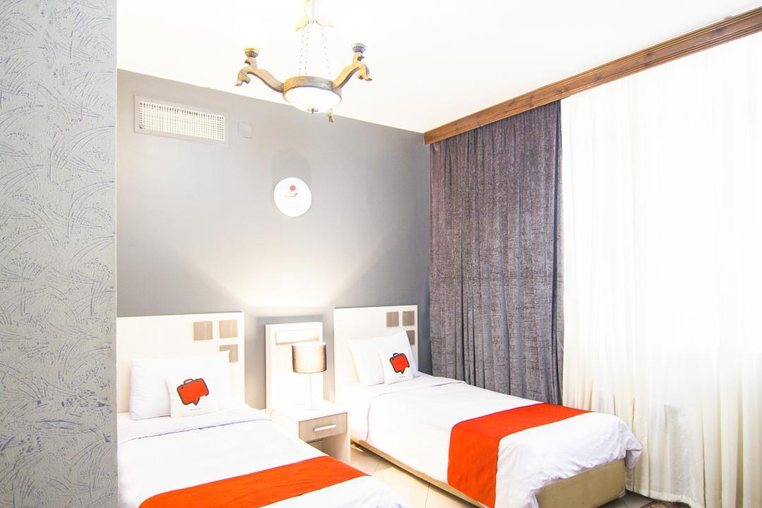 هتل آپارتمان آیسان اتاق دو تخته سینگل
