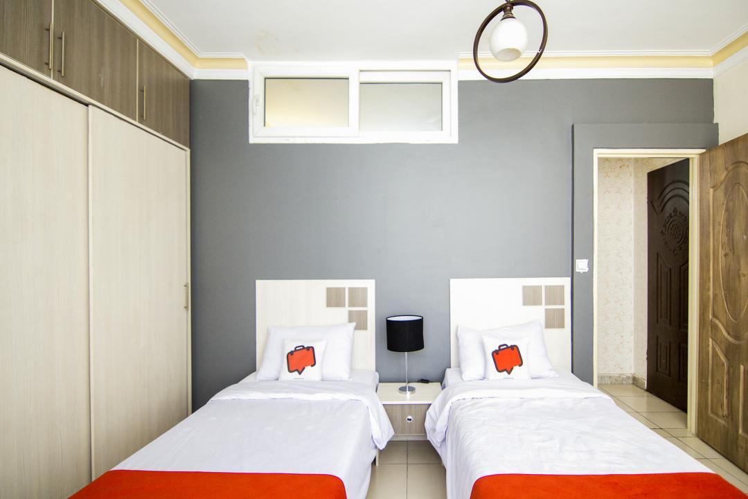 هتل آپارتمان آیسان اتاق چهار تخته دابل سینگل
