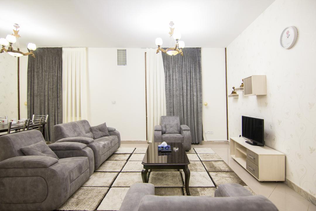 هتل آپارتمان آیسان اتاق شش تخته دابل سینگل