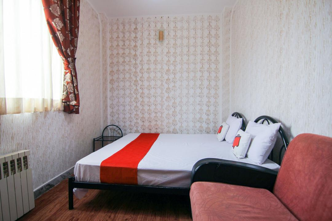 هتل آپارتمان آجیلیان اتاق دو تخته دابل