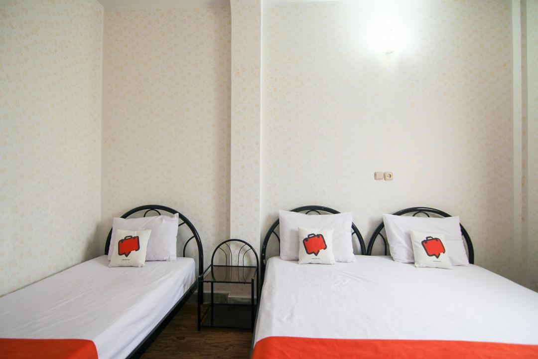 هتل آپارتمان آجیلیان اتاق سه تخته دابل سینگل