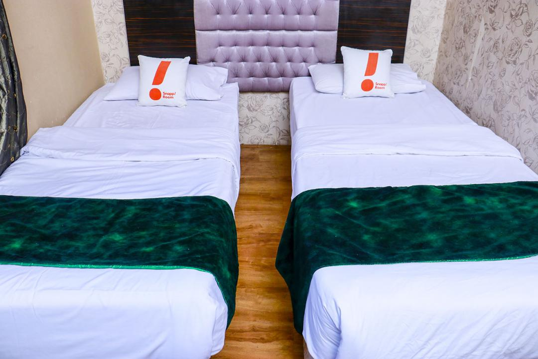 هتل آپادانا اتاق دو تخته سینگل