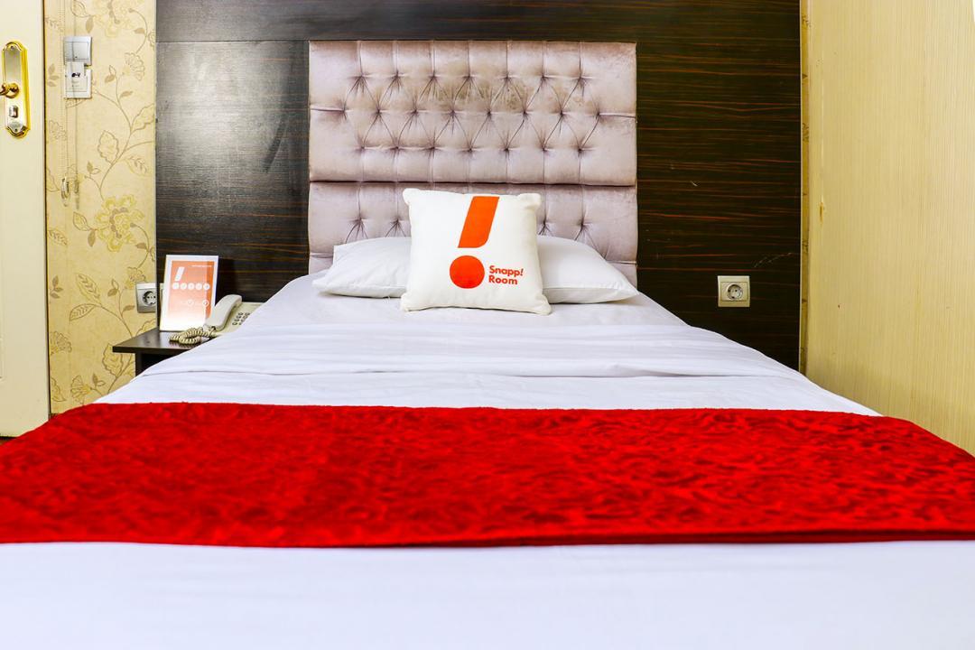 هتل آپادانا اتاق یک تخته