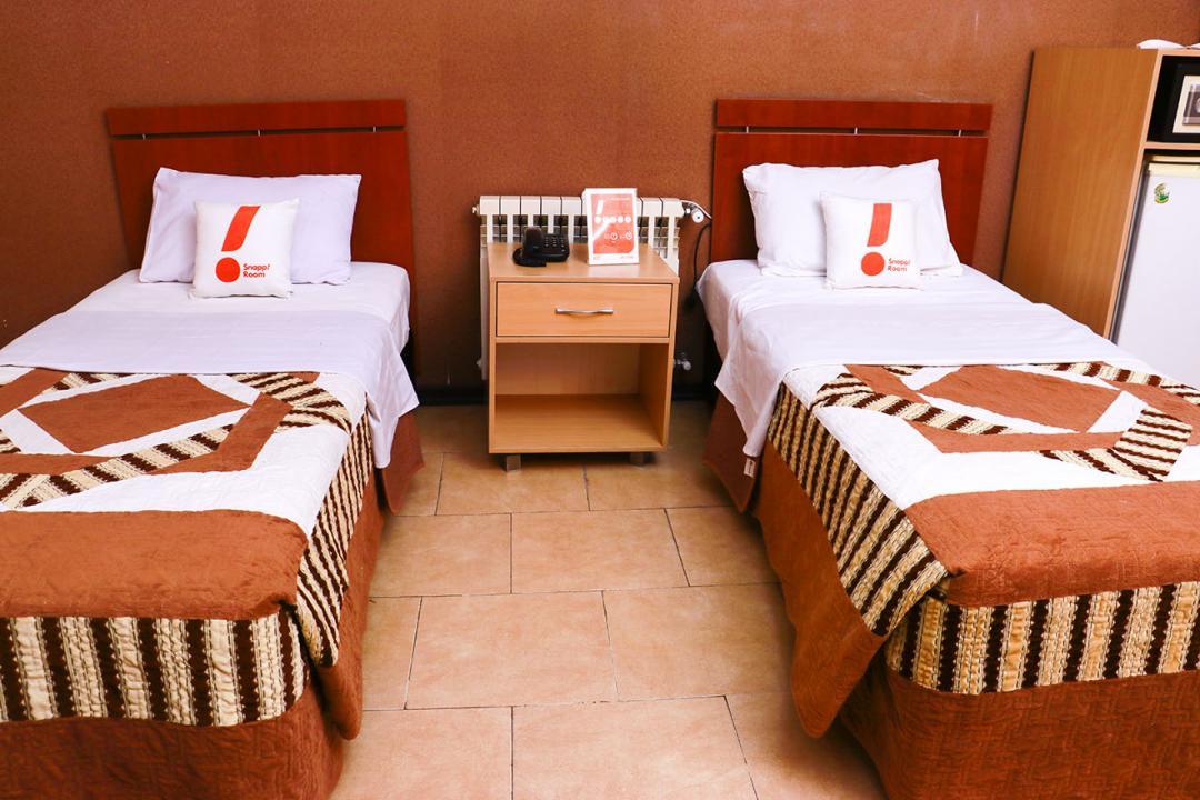 هتل آرمان اتاق دو تخته سینگل
