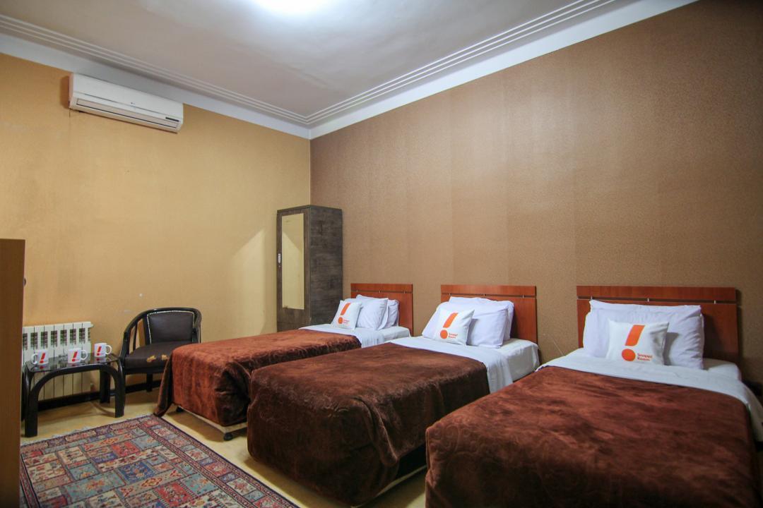 هتل آرمان اتاق سه تخته سینگل