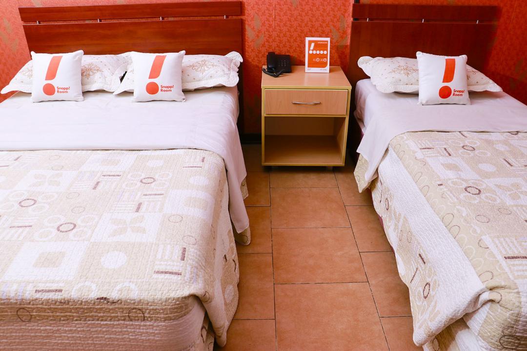 هتل آرمان اتاق سه تخته دابل سینگل
