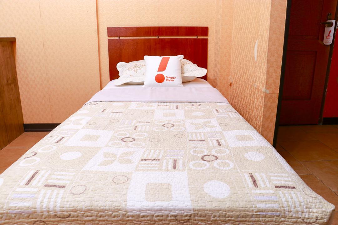 هتل آرمان اتاق یک تخته