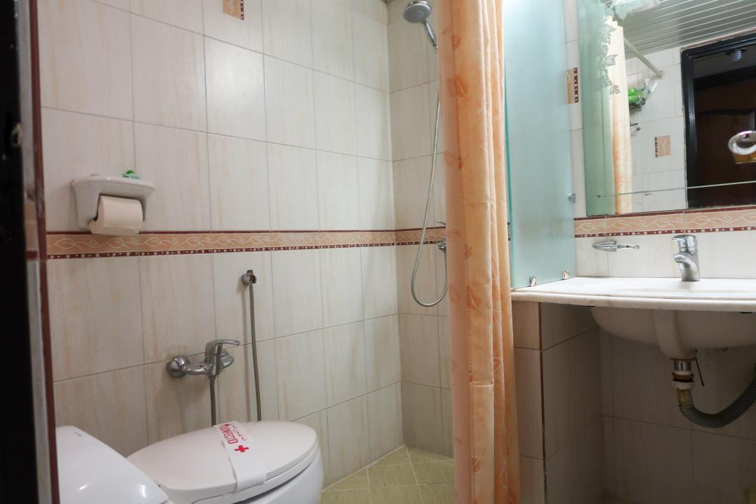 هتل آزادی اصفهان اتاق یک تخته