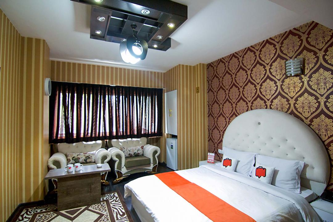 هتل کاسپین اتاق دو تخته دابل