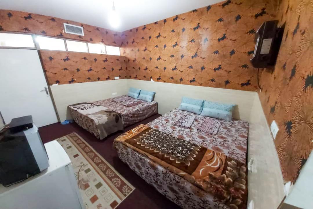 مهمانپذیر دشتی اتاق چهار تخته دابل - بدون سرویس