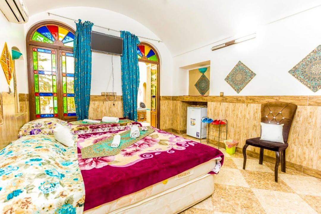 اقامتگاه سنتی دوستانه اتاق دو تخته دابل