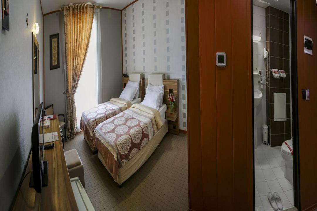 هتل فرهنگ و هنر اتاق دو تخته سینگل