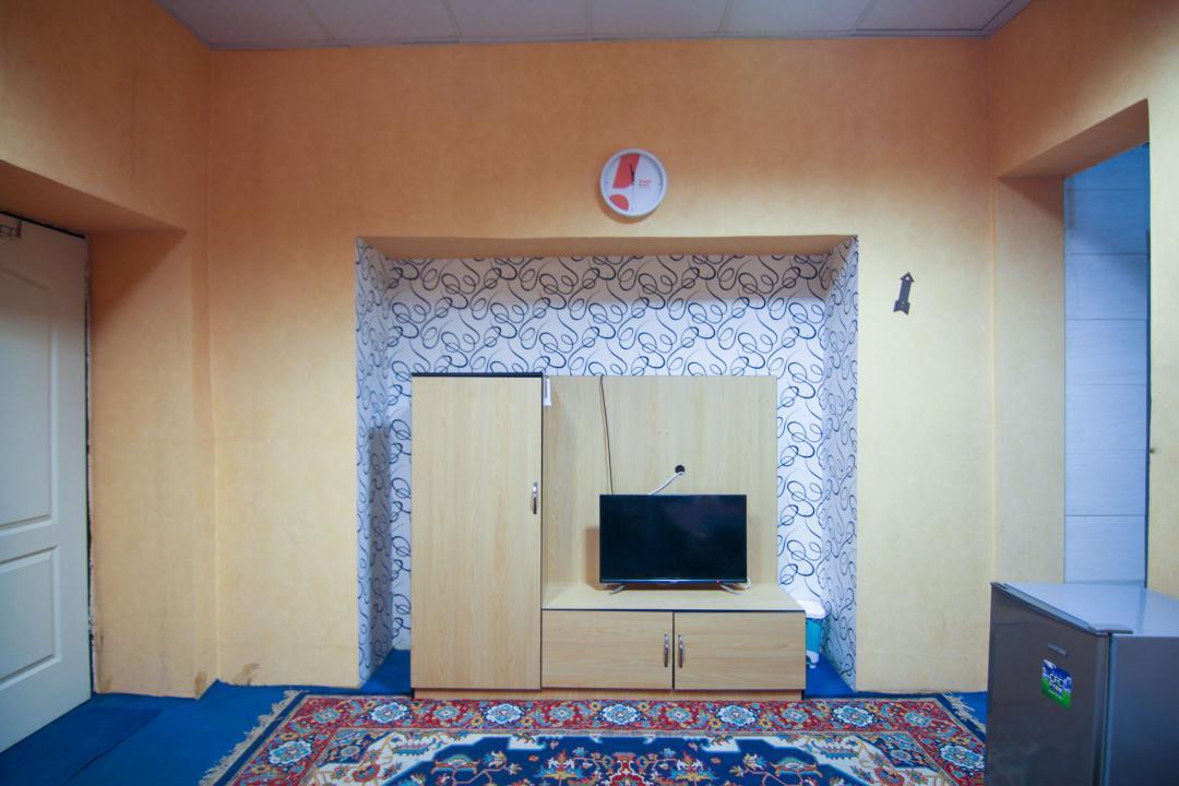 مهمانپذیر گلها اتاق دو تخته سینگل