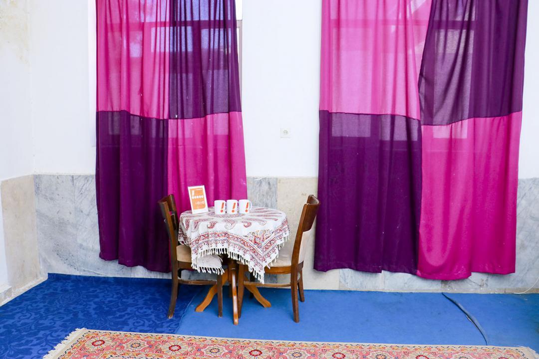 مهمانپذیر گلها اتاق سه تخته دابل سینگل