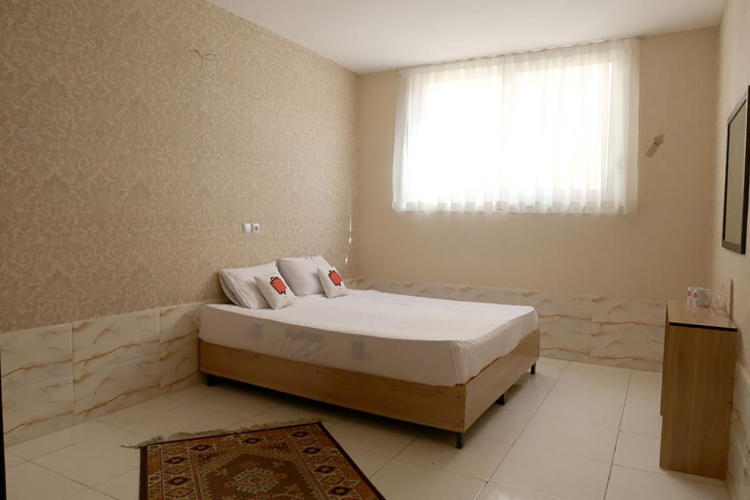 مهمانپذیر گلرخ اتاق دو تخته دابل