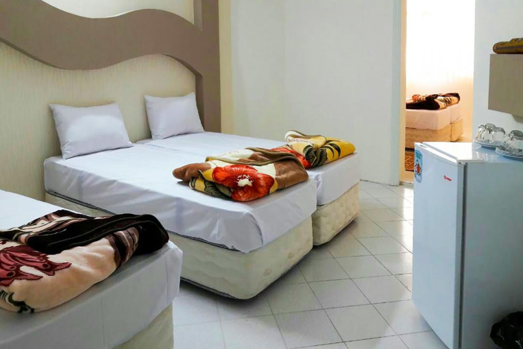 هتل حامی اتاق پنج تخته سینگل