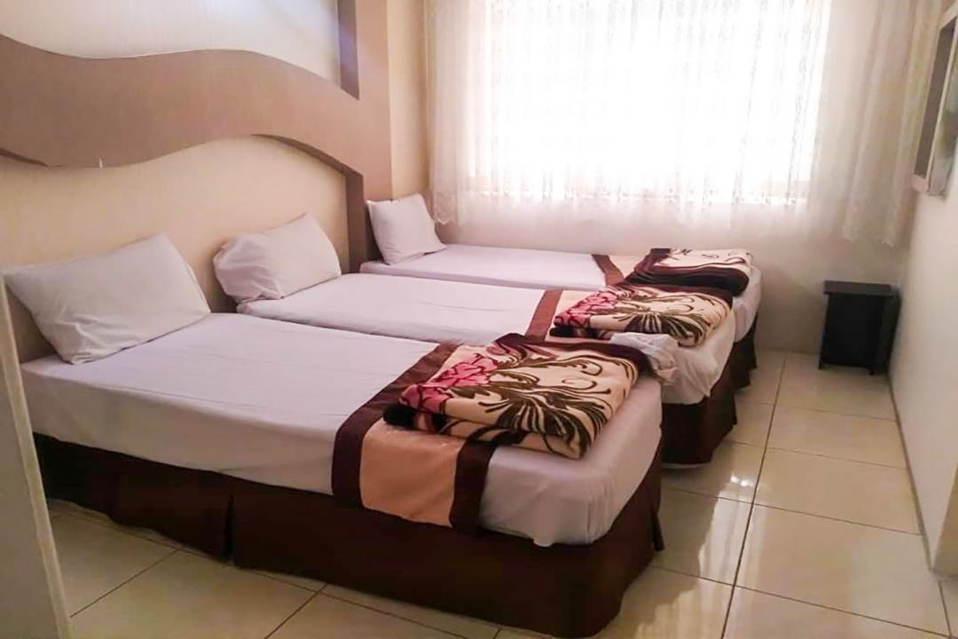 هتل حامی اتاق شش تخته سینگل