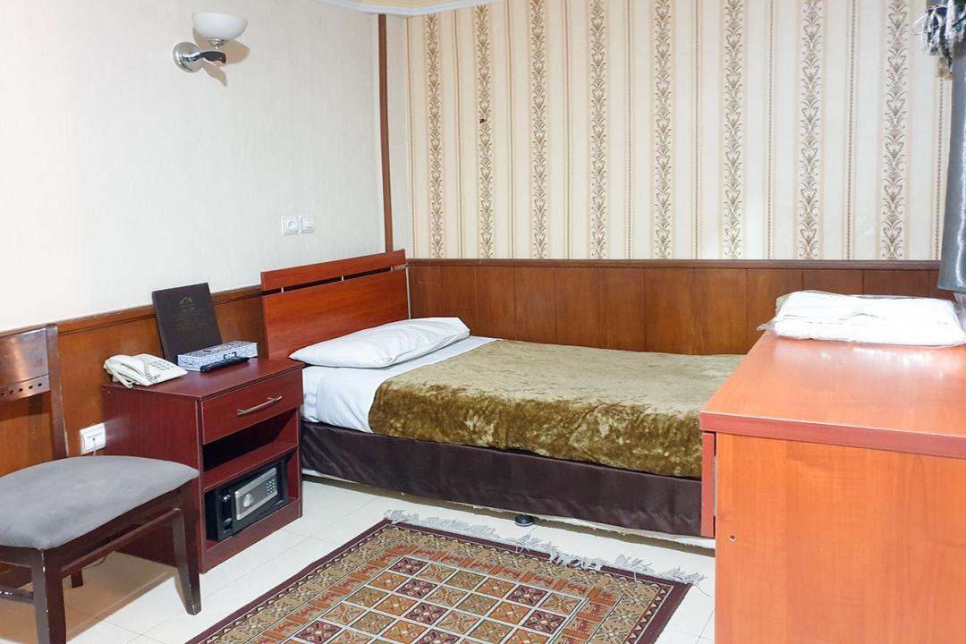 هتل مینا اتاق یک تخته