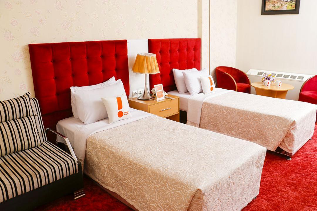 هتل ایران اتاق دو تخته سینگل