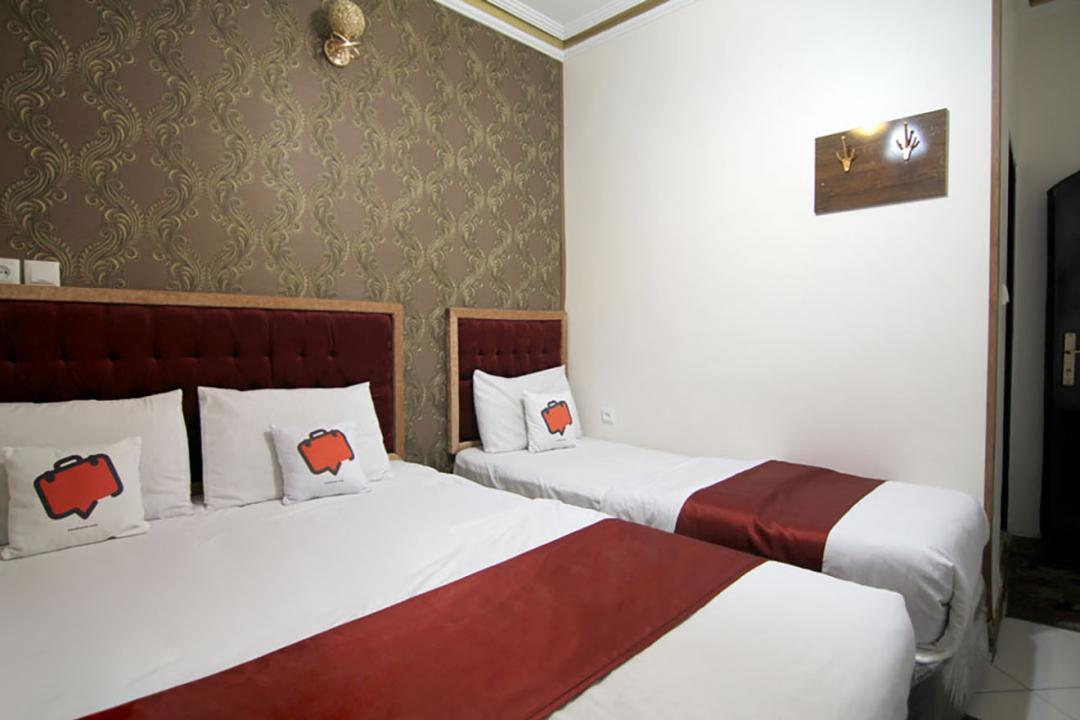 هتل آپارتمان جمالی سوییت سه تخته دابل سینگل