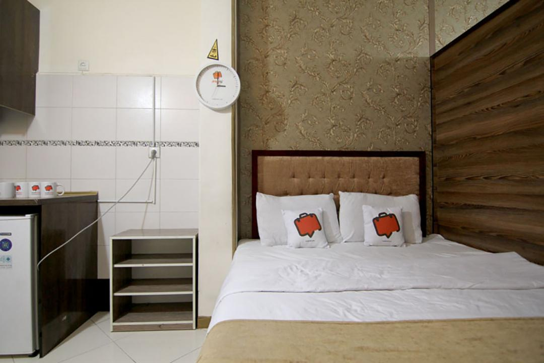 هتل آپارتمان جمالی سوییت چهار تخته دابل