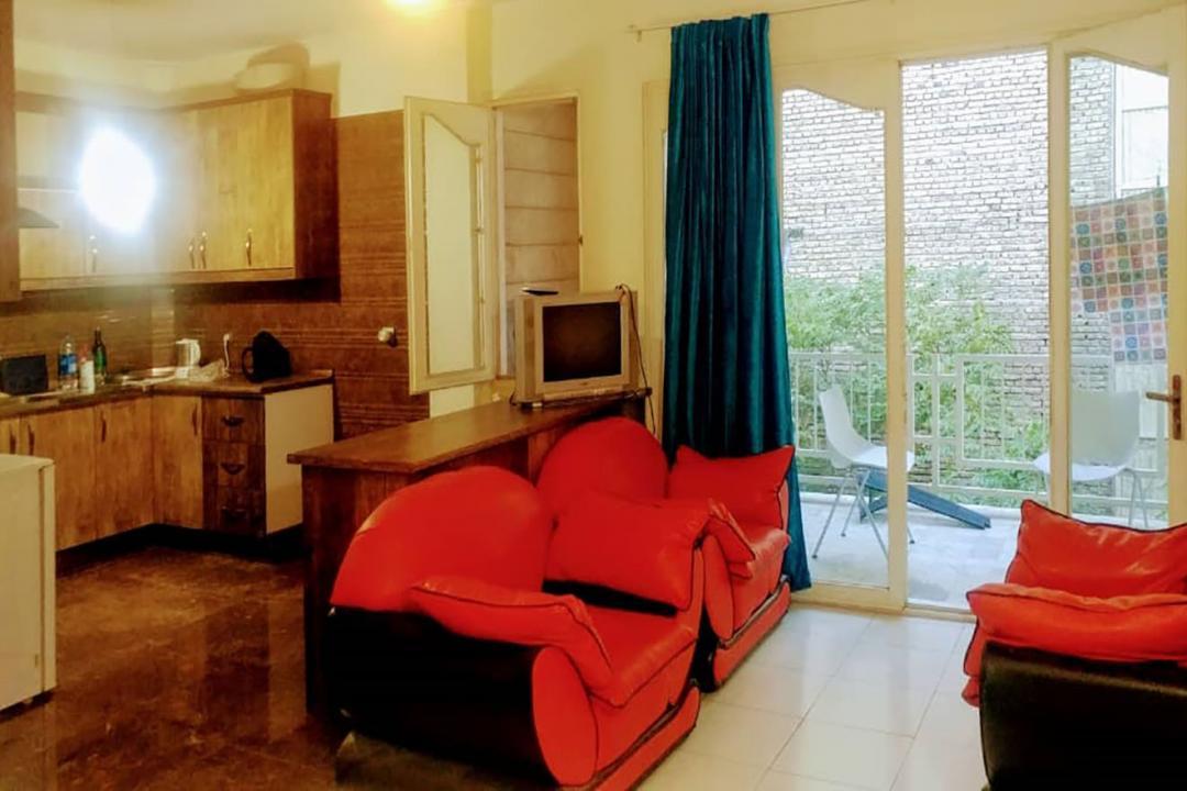 مهمانپذیر خانه تهران سوییت دو تخته دابل