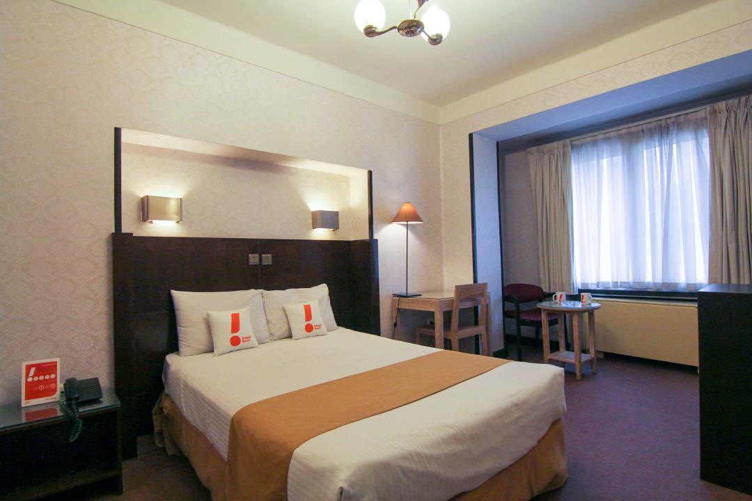 هتل مشهد اتاق دو تخته دابل
