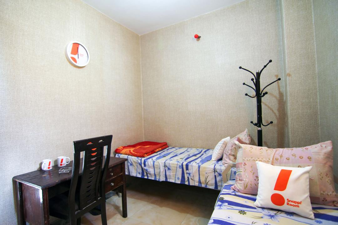 مهمانپذیر مشهد اتاق دو تخته سینگل - بدون سرویس و حمام