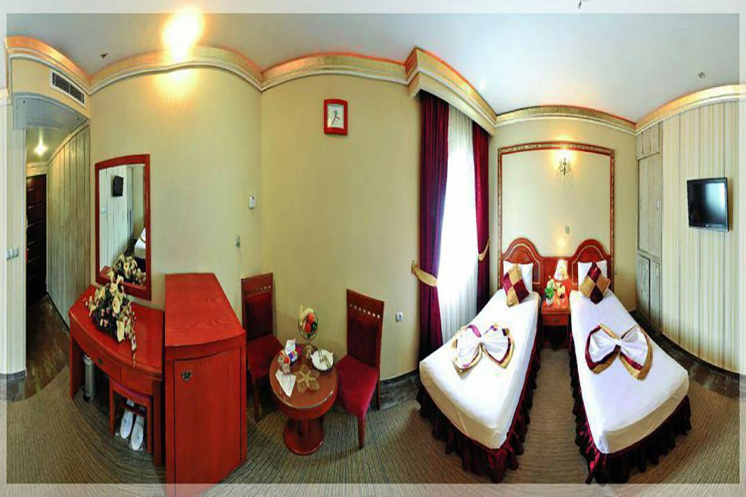 هتل سه ستاره میامی اتاق دو تخته سینگل