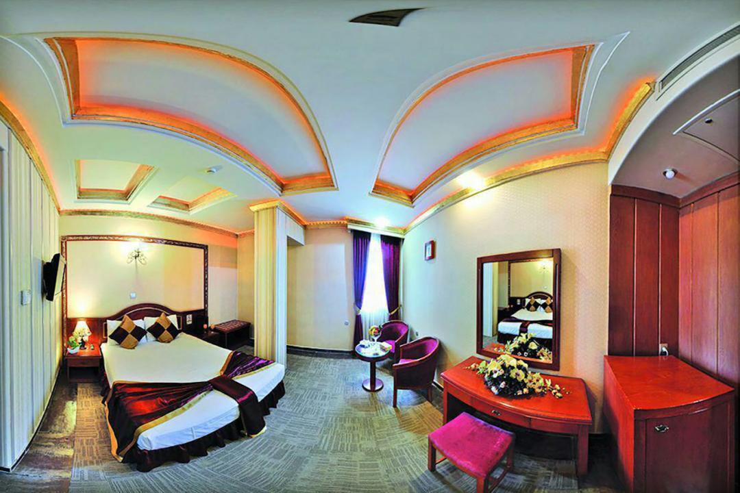 هتل سه ستاره میامی اتاق دو تخته دابل