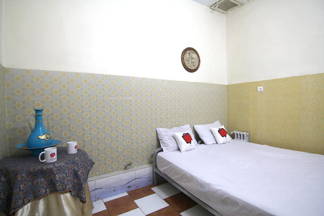 مهمانپذیر محمدی اتاق دو تخته دابل - بدون سرویس