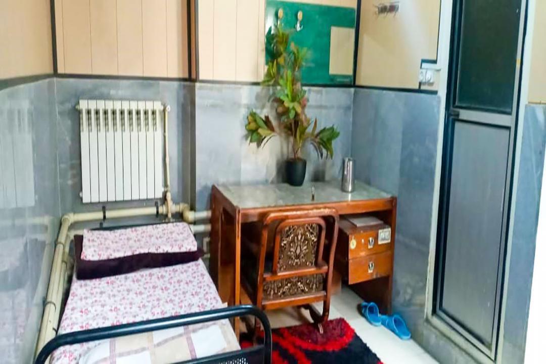مهمانپذیر نادر اتاق یک تخته - بدون سرویس
