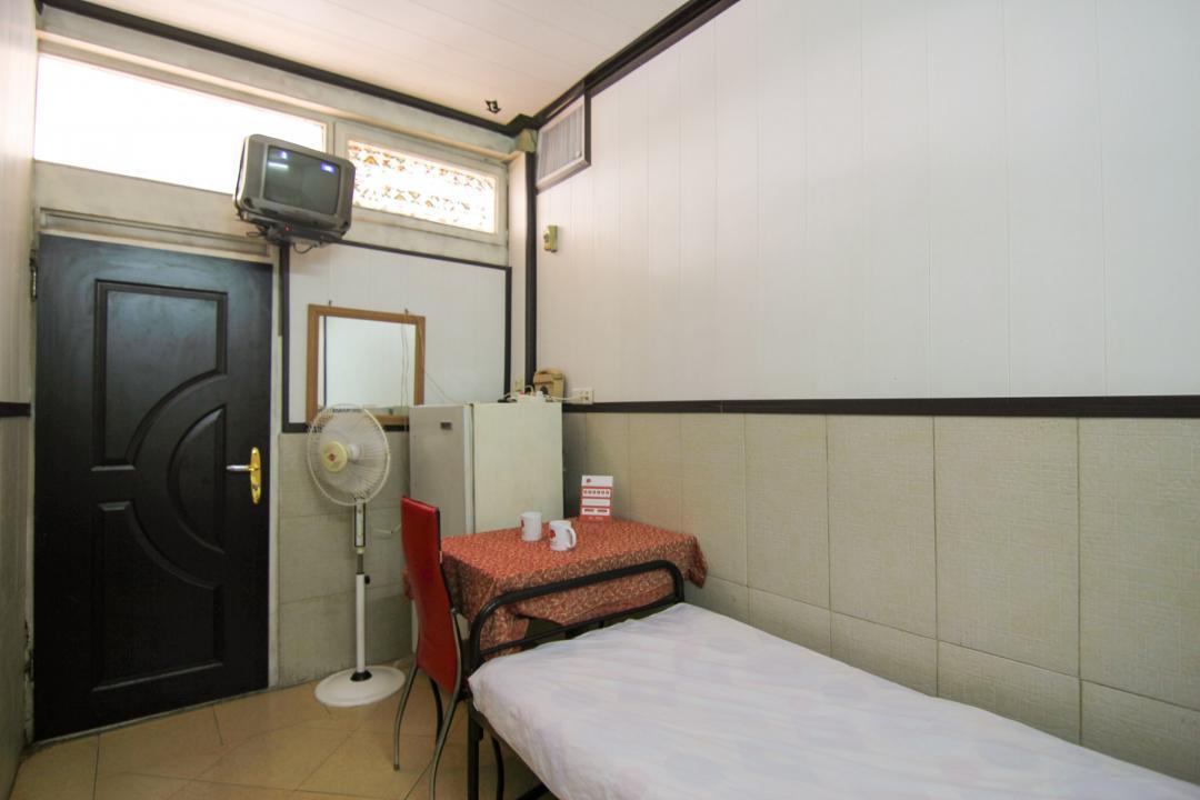 مهمانپذیر نمونه اتاق دو تخته سینگل - بدون سرویس