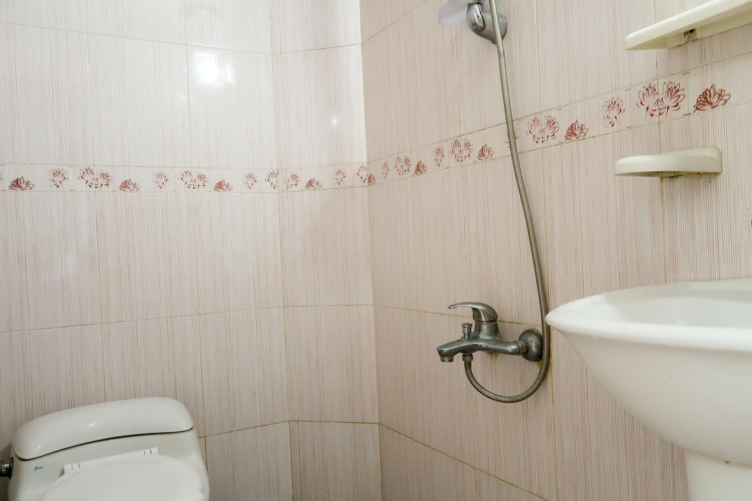 مهمانپذیر نمونه اتاق چهار تخته سینگل - بدون سرویس