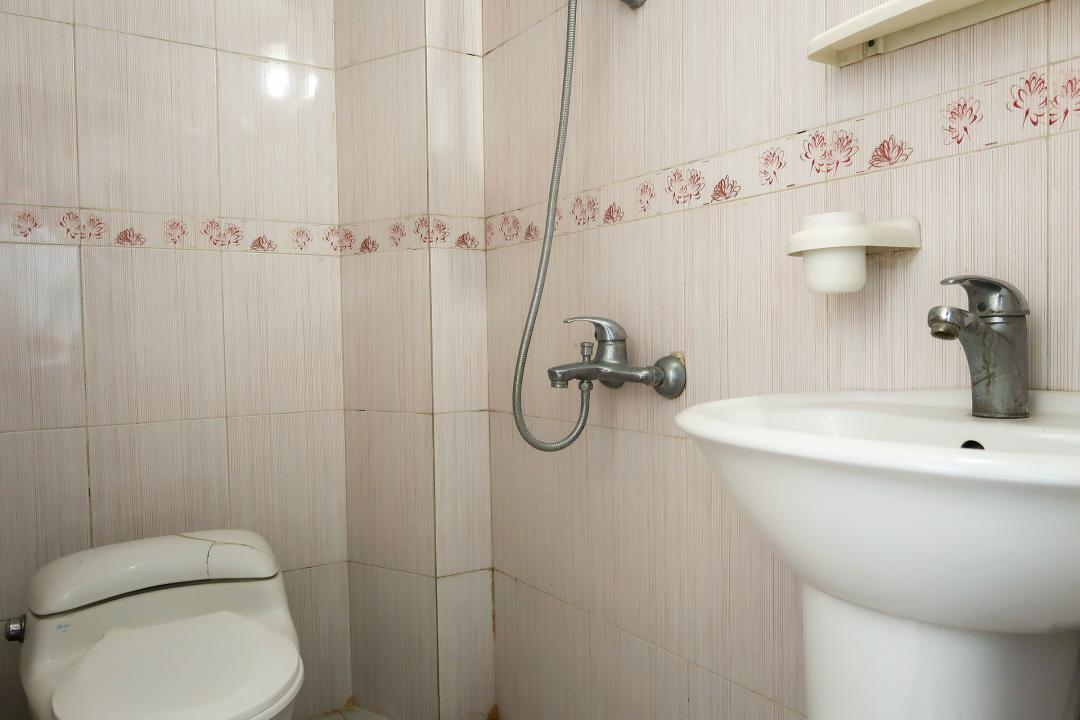 مهمانپذیر نمونه اتاق سه تخته دابل سینگل