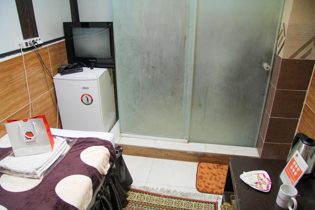 مهمانپذیر نیکو اتاق یک تخته - بدون پنجره