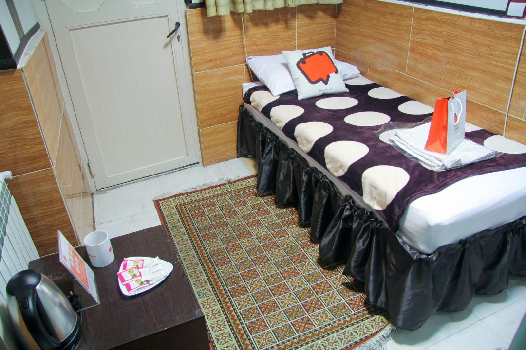 مهمانپذیر نیکو اتاق یک تخته - با حمام بدون سرویس و پنجره