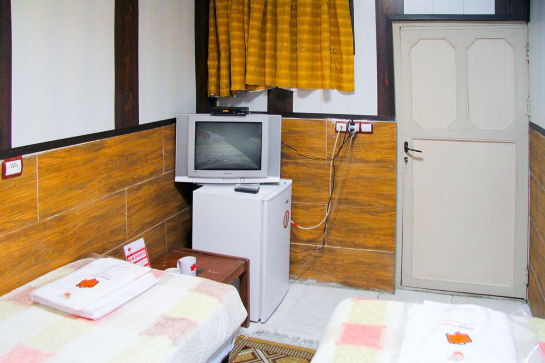 مهمانپذیر نیکو اتاق دو تخته سینگل - بدون سرویس و حمام و پنجره