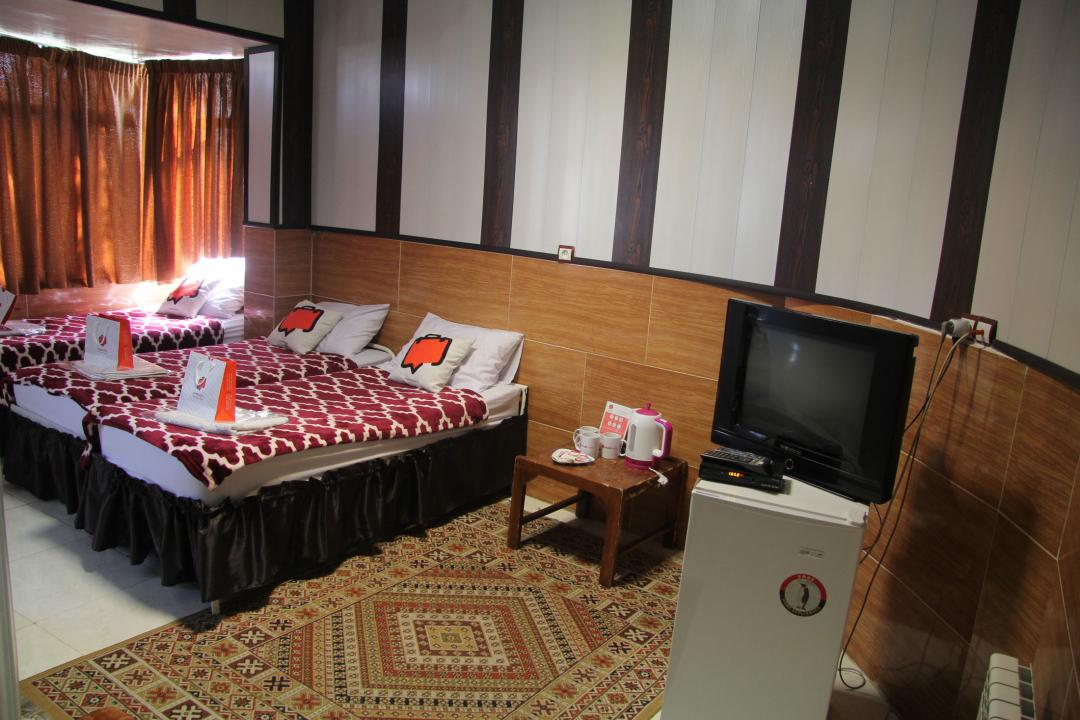 مهمانپذیر نیکو اتاق سه تخته سینگل - بدون سرویس و پنجره