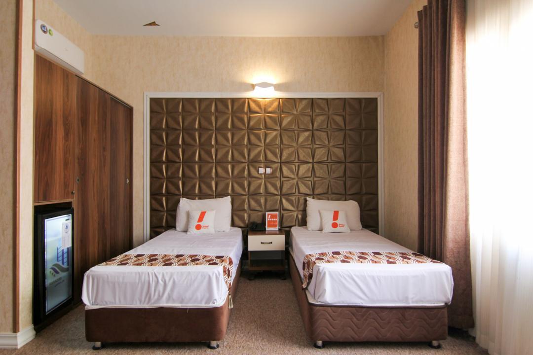 هتل پارادایس اتاق دو تخته سینگل