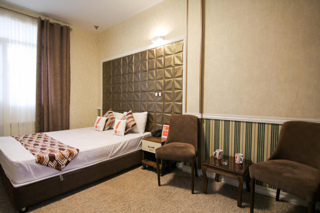هتل پارادایس اتاق دو تخته دابل