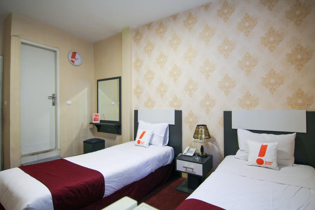 هتل پاسارگاد اتاق دو تخته سینگل
