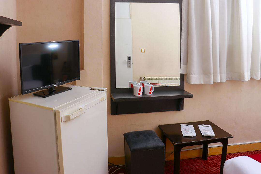 هتل پاسارگاد اتاق دو تخته دابل